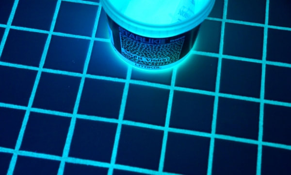 Glow In The Dark Or Fluorescent Grout Nerang Tiles