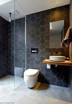 5 tips to make your bathroom shine with an interior design feature nerang tiles floor tiles - Make bathroom shine ...