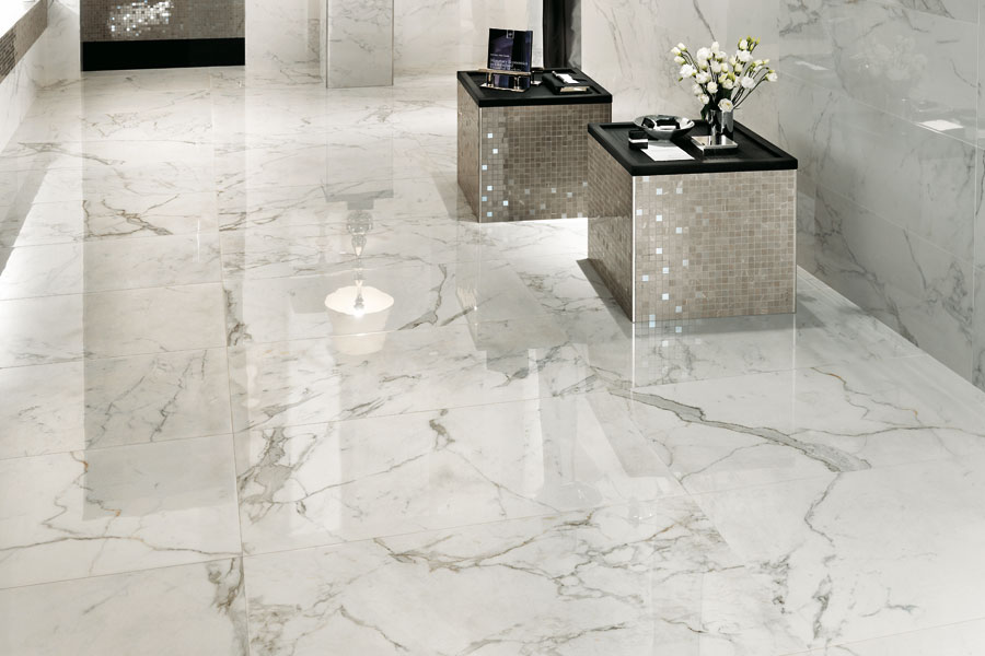 porcelain marble tile, wood look porcelain tile