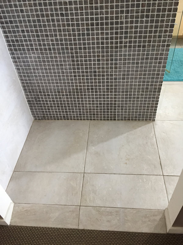 Repairing Cracked Or Chipped Tiles For Rentals Nerang