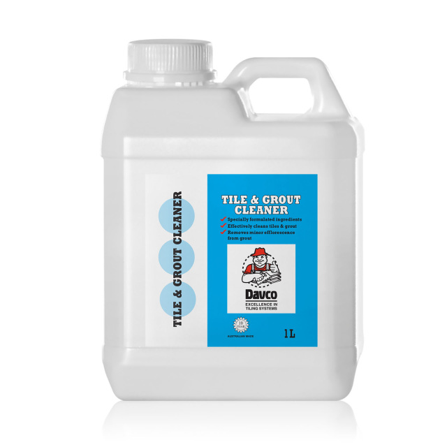 1L Tile And Grout Cleaner